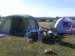 Family camp at Petruth Paddocks